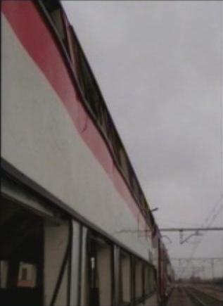 Foto 134.- Coche 4 del tren de El Pozo en Vallecas