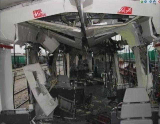 Foto 28.- Coche 4 del tren de Santa Eugenia en Vicálvaro