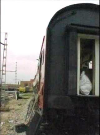 Foto 46.- Coche 4 del tren de El Pozo