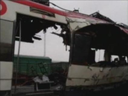 Foto 84.- Coche 4 del tren de Santa Eugenia en Vicálvaro