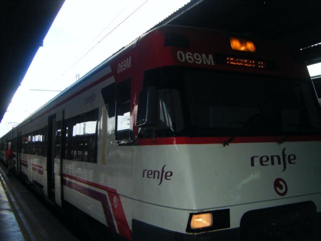 Los coches 035R y 069M, los dos que quedaron indemnes del tren de Atocha