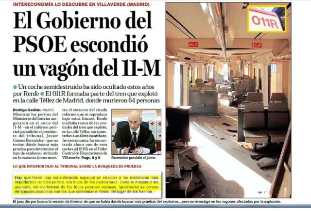 Noticia de La Gaceta, 21 de enero de 2011
