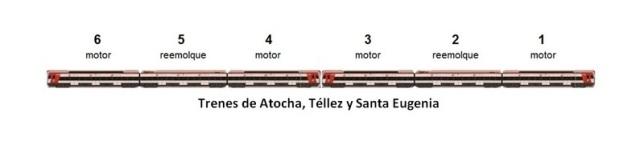 Trenes serie 446
