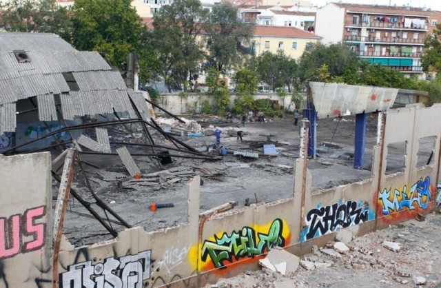 """De """"20 minutos"""". Continúan los destrozos y el expolio el 29 de octubre"""