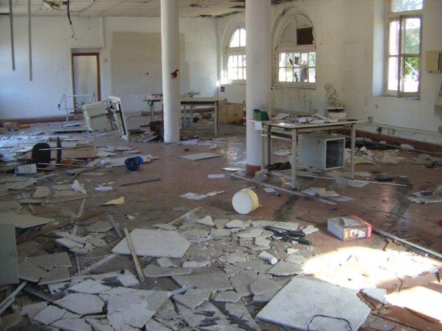 Las oficinas de Tafesa el 16 de septiembre de 2013